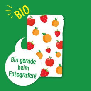 Gefriergetrocknete Früchte ohne Zusätze Apfel Erdbeere Aprikose BIO vegan natürlich