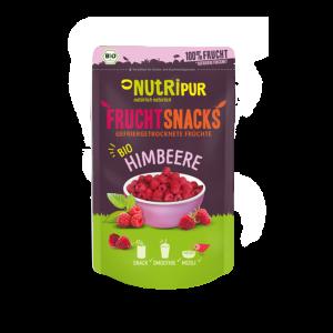 Gefriergetrocknete Früchte ohne Zusätze BIO Himbeere natürlich
