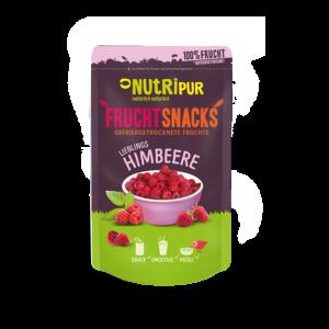 Gefriergetrocknete Früchte ohne Zusätze Himbeere natürlich