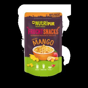 Gefriergetrocknete Früchte ohne Zusätze Mango natürlich