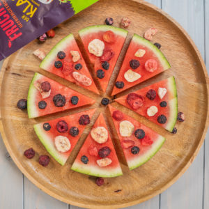 Gefriergetrocknet Früchte ohne Zusätze natürlich Fruchtmischungen Melone