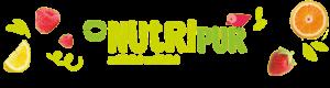 NutriPur Logo natürlich natürlich ohne Zusätze vegan glutenfrei