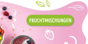 Gefriergetrocknete Früchte Fruchtmischungen natürlich vegan glutenfrei