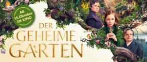 """Vorschaubild zum Kinostart """"Der geheime Garten"""""""