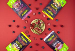 Gefriergetrocknete Früchte Fruchtmischung ohne Zusätze BIO natürlich vegan