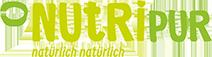 NutriPur Logo natürlich natürlich ohne Zusätze