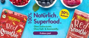 Smoothie Pulver Superfood Ohne Zusätze Natürlich