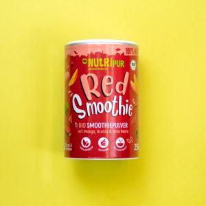 Red Smoothie Smoothiepulver Mango Aronia Rote Beete Super Food natürlich