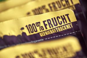NutriPur 100% natürlich Fruchtsnacks Superfood
