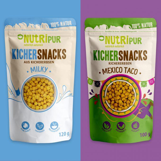 NutriPur Kichersnacks Chips