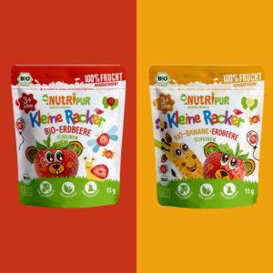 NutriPur Kids gefriergetrocknet Früchte